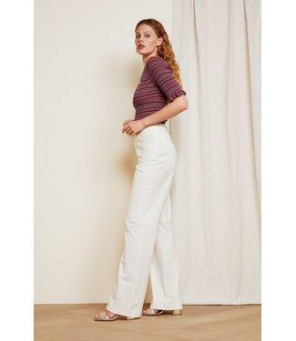 Fabienne Chapot Fabienne Chapot Sofi Trouser Cream White Uni