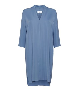 Norr Norr New Ane Dress Light Blue