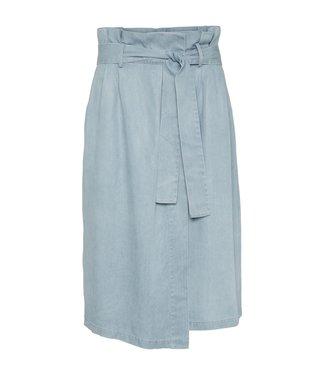 Norr Norr Scarlett Skirt Light Blue