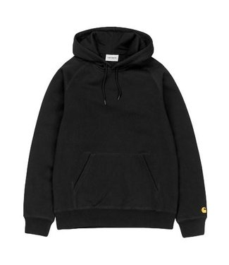 Carhartt Carhartt Hooded Chase Sweat Black/Gold