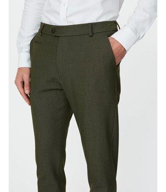 Les Deux Les Deux Como Suit Pants Deep Forrest