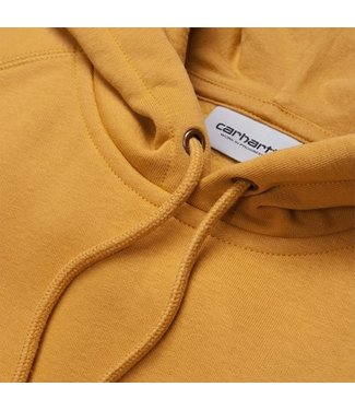 Carhartt Carhartt Hooded Chase Sweat Winter Sun / Gold