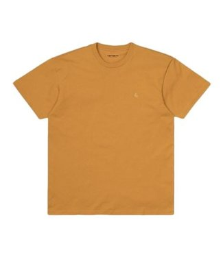 Carhartt Carhartt S/S Chase T-shirt Winter Sun / Gold