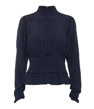 Norr Norr Easton Top Dark Navy