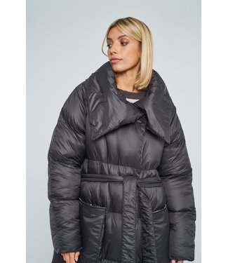Native Youth Native Youth Women Clancy Padded Coat Black