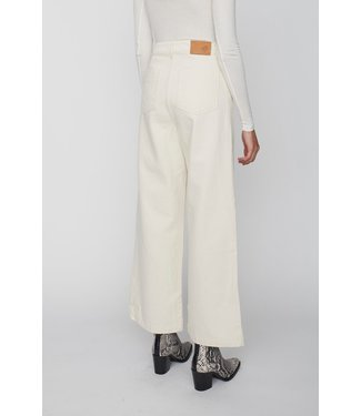 Just Female Just Female Calm Offwhite Jeans Off White