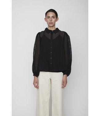 Just Female Just Female Soil Shirt Black