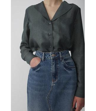 Just Female Just Female Mae Shirt Balsem Green