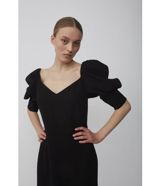 Just Female Just Female Bonnie Dress Black