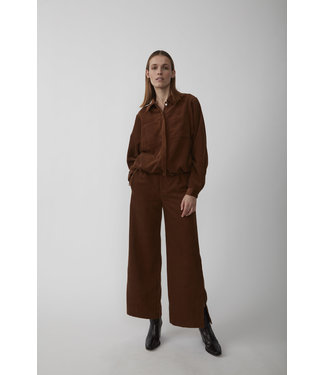 Just Female Just Female Buffy Trousers Emperador