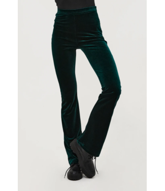 Roots Fashion Roots Fashion Velvet Flair Green