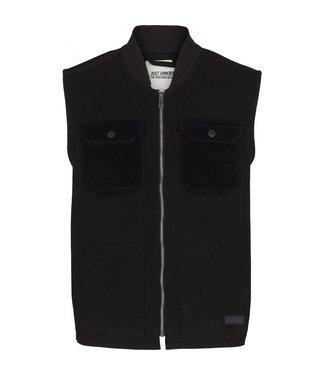 Just Junkies Just Junkies Carl Vest Black