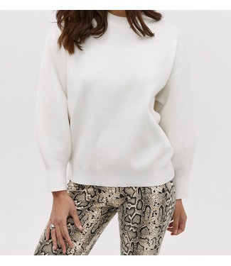 Roots Fashion Roots Fashion Sweater White