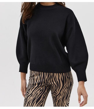 Roots Fashion Roots Fashion Sweater Black