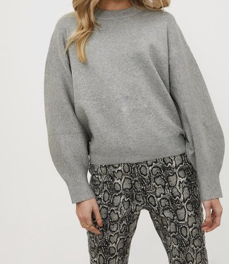 Roots Fashion Roots Fashion Sweater Grey