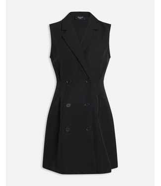 Sisters Point Sisters Point Blazer Dress Black