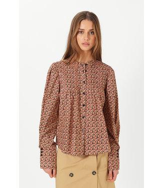Second Female Second Female Prado Shirt Moonlight Mauve