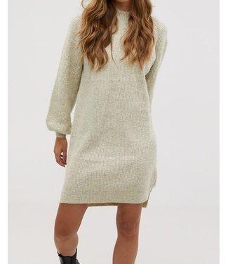 Roots Fashion Roots Fashion Knit Dress Sand