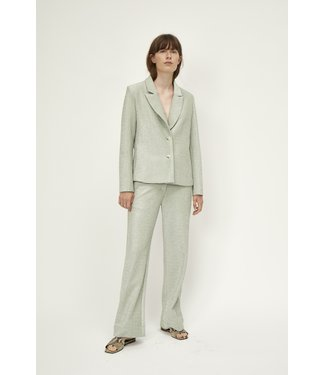 Just Female Just Female Utopio Blazer Celadon Green