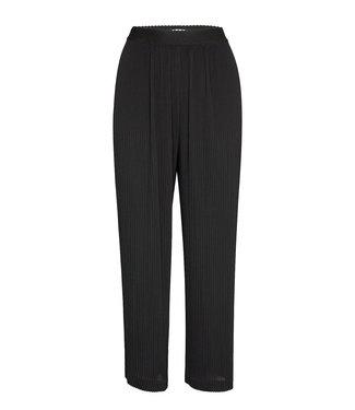 Coster Copenhagen Coster Copenhagen Pants Wide Legs And Pleats Black