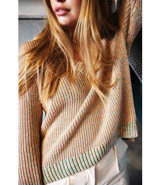 Coster Copenhagen Coster Copenhagen Sweater In Multi Color Multi Spring
