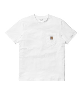 Carhartt Carhartt S/S Pocket T-shirt White