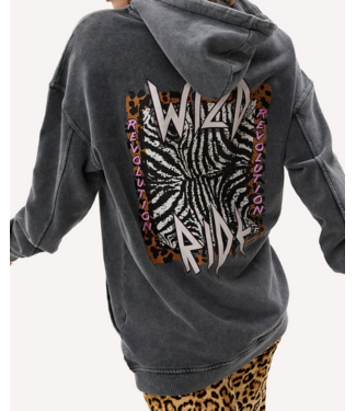 Roots Fashion Roots Fashion Hoodie Dark Grey