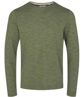 Anerkjendt Anerkjendt Aksail LS Sweat Vineyard Green 900175