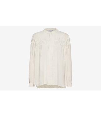 Coster Copenhagen Coster Copenhagen Shirt China Collar And Buttons Creme