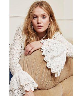 Fabienne Chapot Fabienne Chapot Serenity Blouse Cream White Uni