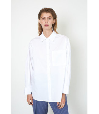 Second Female Second Female Larkin New Shirt White