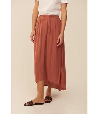 MbyM MbyM Amari Tandra Skirt Cedar Wood Rust