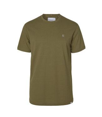 Les Deux Les Deux Piqué T-Shirt Green