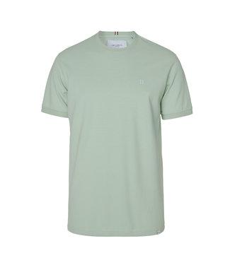 Les Deux Les Deux Piqué T-shirt Mint