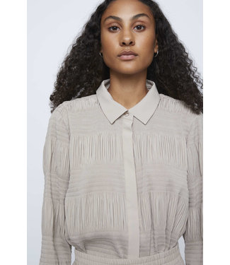 Just Female Just Female Etienne Shirt Cobblestone