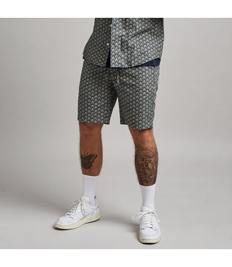 Clean Cut Copenhagen Clean Cut Copenhagen Barcelona Felix Shorts Navy