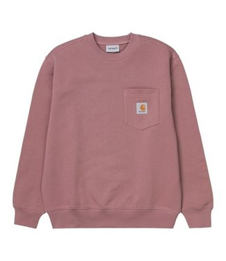 Carhartt Carhartt Pocket Sweat 100% Cotton Malaga