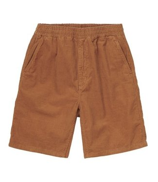 Carhartt Carthartt Flint Short 100% Cotton Rum Rinsed