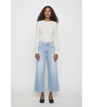 Just Female Just Female Calm Jeans Light Waterblue