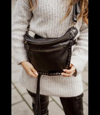 Elvy Elvy Kate Studs Bag Black