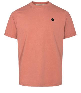 Anerkjendt Anerkjendt Akrod T-shirt Noos Old Rose