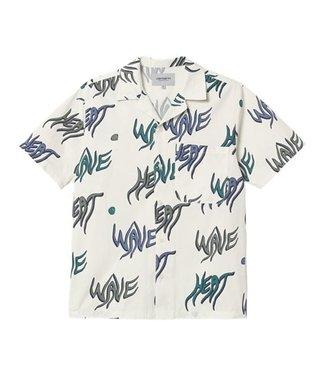 Carhartt Carhartt S/S Heat Wave Shirt Print