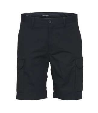 Clean Cut Copenhagen Clean Cut Copenhagen Milano Strech Shorts Black