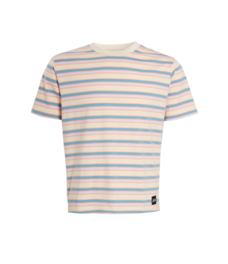 Native Youth Native Youth S/S Stripes T-Shirt Yellow