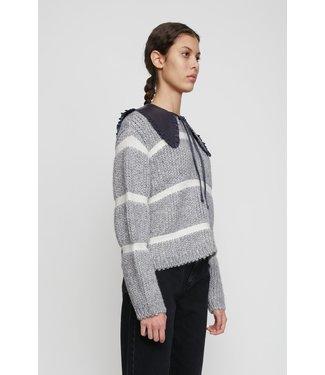 Second Female Second Female Roma Knit Grey Melange