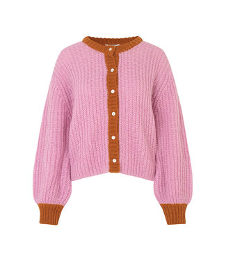 MbyM MBYM Woodson Rosean Knit Pink Pumpkin