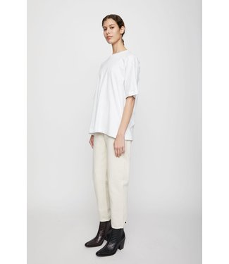 Just Female Just Female System Tee White