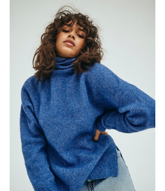 Norr Norr Nordby Roll-Neck Dusty Blue
