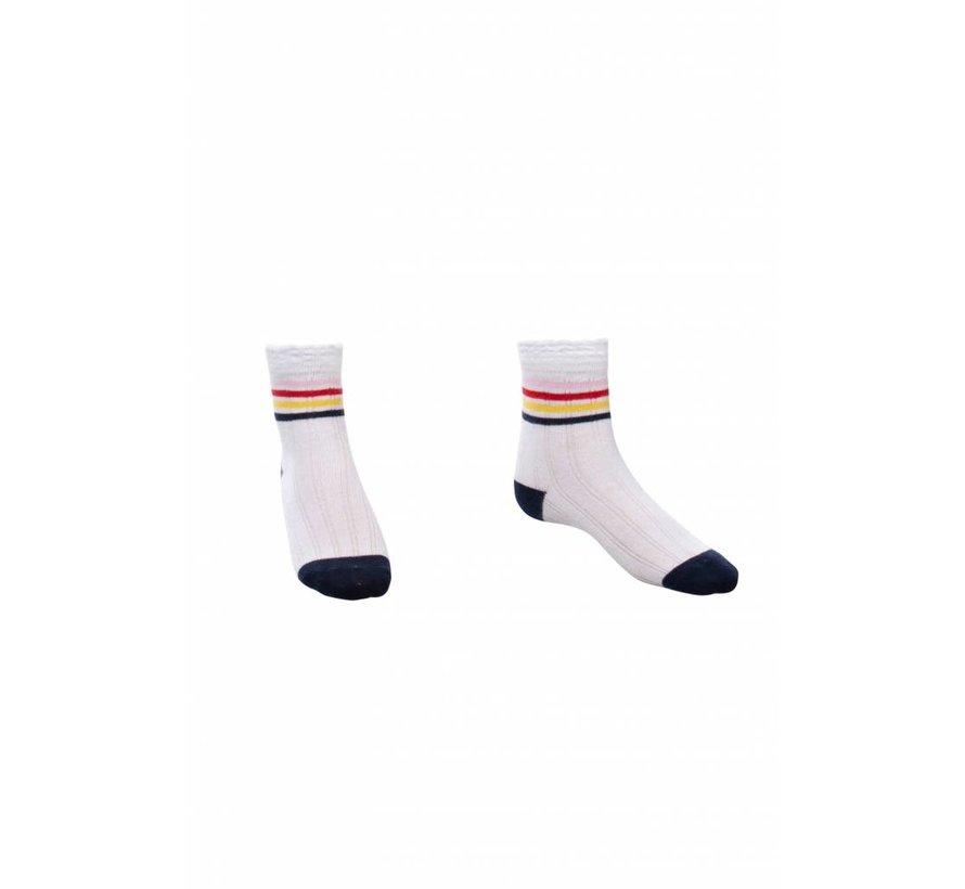 Off/white socks