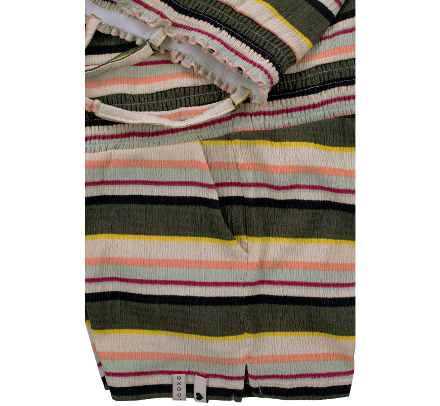 Jumpshort striped
